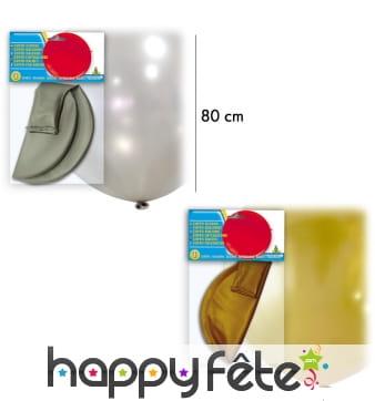 Grand ballon de 80 cm