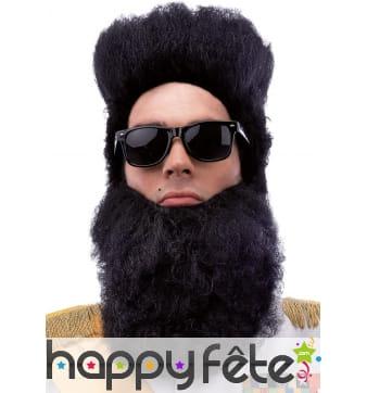 Grosse barbe noire de 20cm