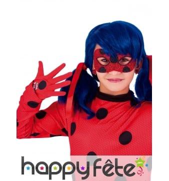 Gants de Ladybug pour enfant, Miraculous