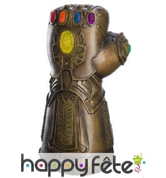 Gant de Thanos pour adulte Avengers