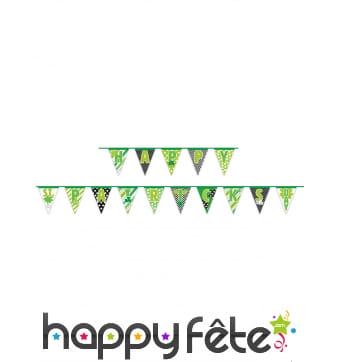 Guirlande Happy St Patrick de fanions 426cm
