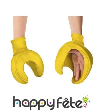 Gants mains Légo pour enfant