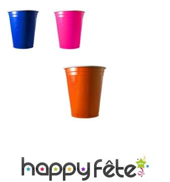 Gobelets original cup colorés
