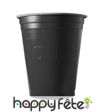 Gobelets original cup noirs