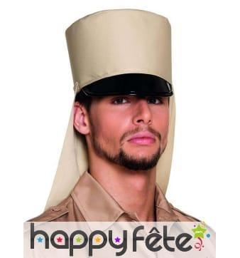 Haut chapeau de la légion étrangère