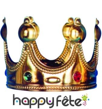 Haute couronne médiévale