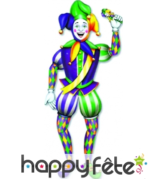 Joker du mardi gras