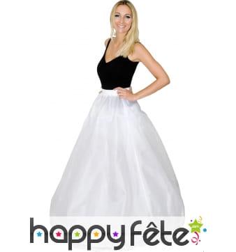 Jupon robe de mariée