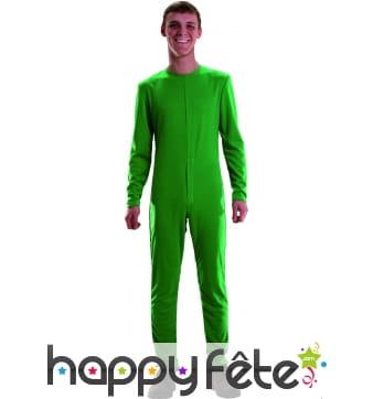 Justaucorps vert