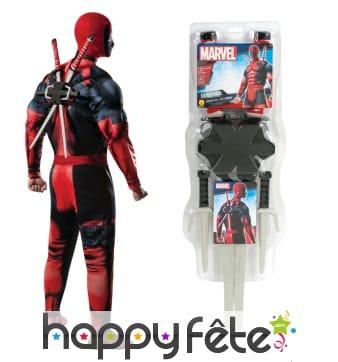 Kit d'accessoires de Deadpool
