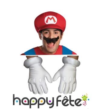 Kit d'accessoires Mario Bross