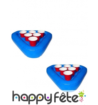 Kit de Beer pong gonflable