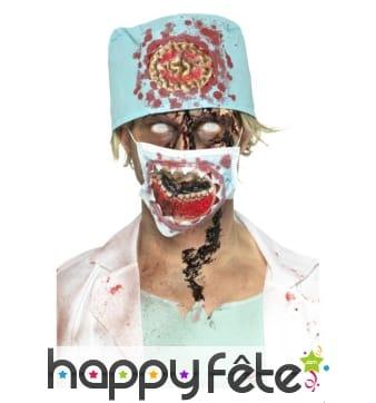 Kit de chirurgien zombie