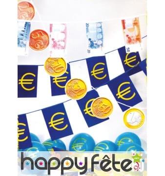 Kit de décoration euro