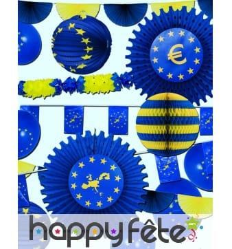 Kit de décoration Europe