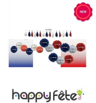 Kit de décorations France