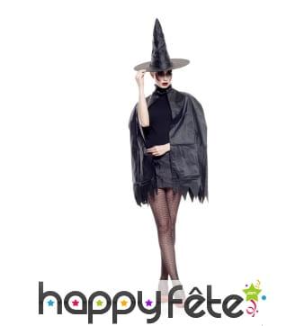 Kit déguisement de sorcière pour adulte