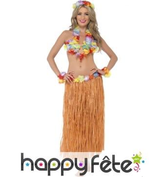 Kit danseuse hawaienne