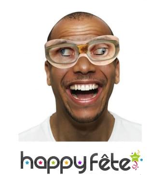 Kit de lunettes délirantes Goggle Eyes