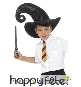 Kit de magicien sorcier pour enfant