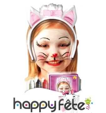 Kit de maquillage Aristochat