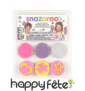 Kit de maquillage fées papillons, Snazaroo