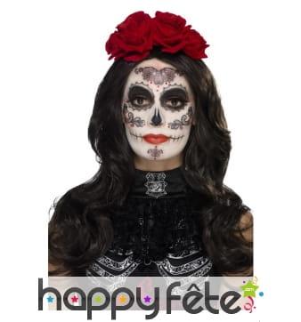 Kit de maquillage jour des morts glamour