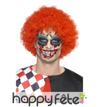 Kit de maquillage twisty le clown