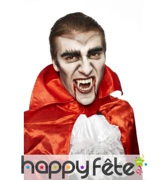 Kit de maquillage vampire pour adulte
