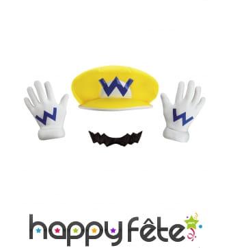 Kit de Wario pour adulte