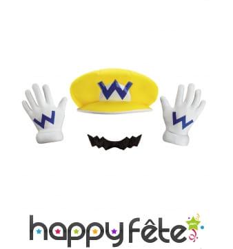 Kit de Wario taille enfant
