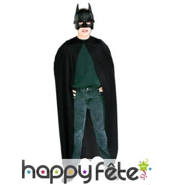 Kit enfant pour déguisement de Batman