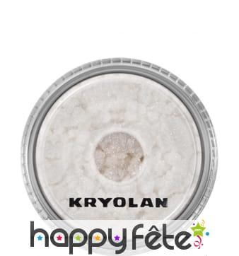 Kryolan, fard à paupieres brillant