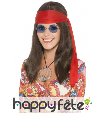 Kit hippie avec médaillon