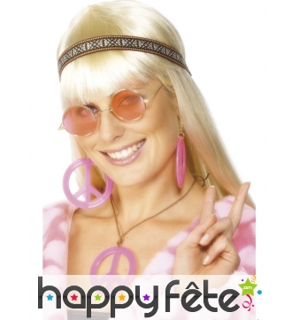Kit hippie pour femme
