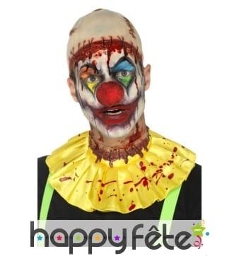 Kit latex de clown terrifiant