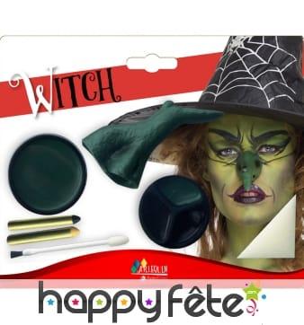 Kit maquillage de sorcière