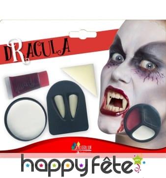 Kit maquillage de vampire