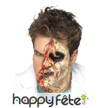 Kit pour maquillage de zombie au latex