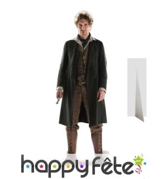 Le 8eme docteur taille réelle, doctor who