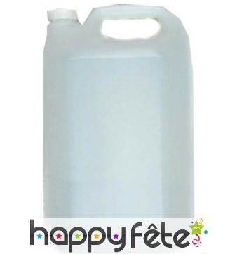 Liquide bulle de savon 5l