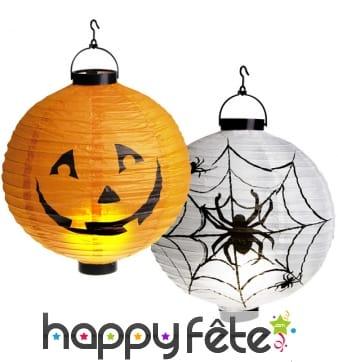 Lanterne de 30 cm pour halloween