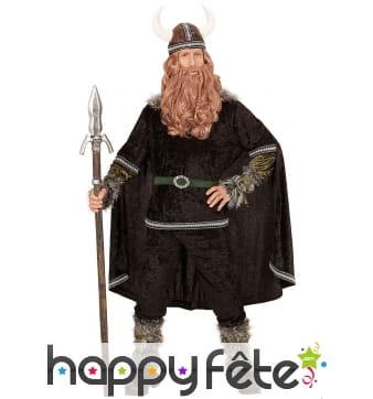 Luxueux déguisement de viking pour homme