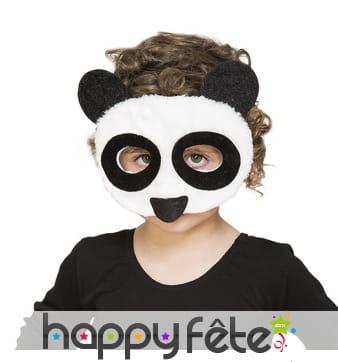 Loup de panda pour enfant
