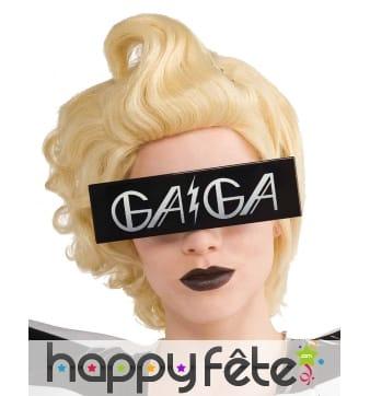Lunettes lady gaga logotee lg