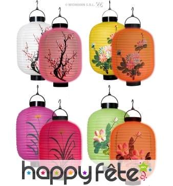 Lanterne orientale chinoise