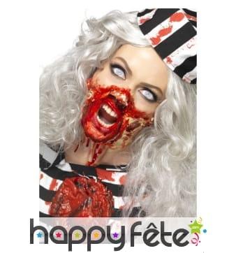 Latex pour maquillage de zombie, sans ammoniac