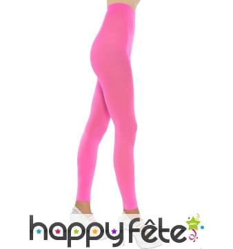 Legging rose fluo