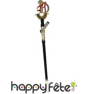 Luxieux sabre de mousquetaire