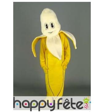 Mascotte banane